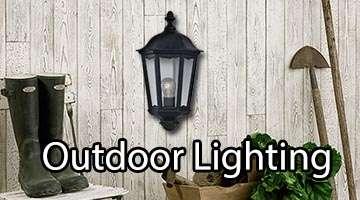 Garden and Outdoor Lighting