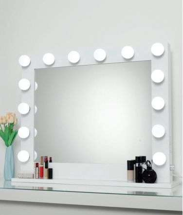 28W LED Professional Hollywood Vanity Mirror