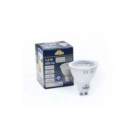 3.5W GU10 LED Lamp in Cool White