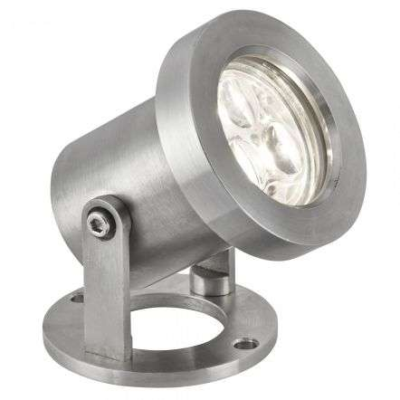 3W Outdoor LED IP65 Stainless Steel Spotlight
