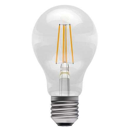 4W LED Filament GLS - ES, Clear, 2700K