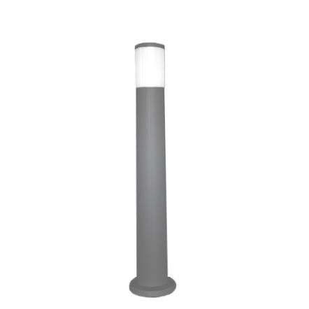 Amelia 800 mm Grey Opal LED 6W Bollard Post Light