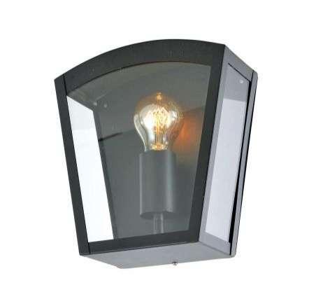 Artemis Black Outdoor Wall Box