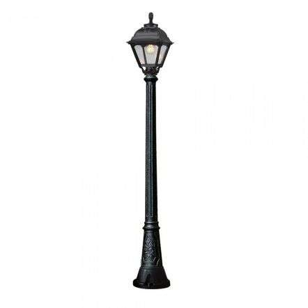 Artu Cefa Clear E27 Medium Height Single Post Light