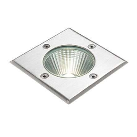 Ayoka square IP67 10W daylight white
