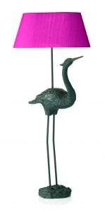 Bird Table Lamp - Base Only