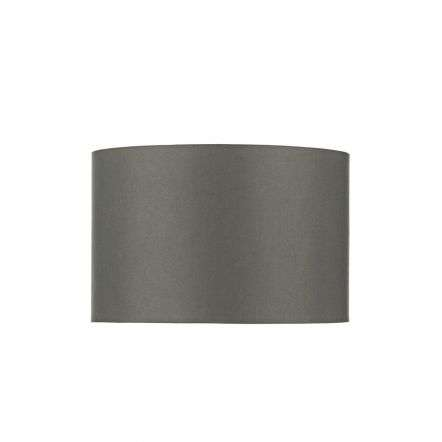 Bokara 38cm Grey Satin Drum