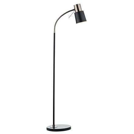 Bond Floor Lamp Black Copper