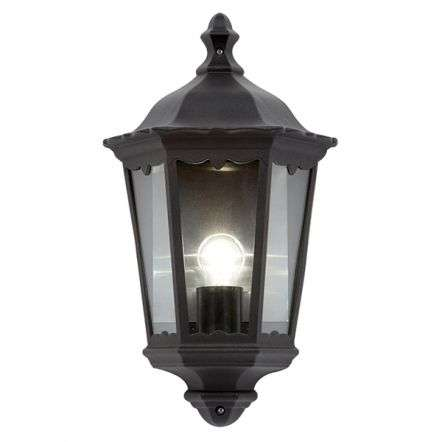 Burford Half Wall Light IP44