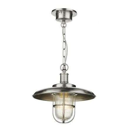 Captain Nickle Outdoor Hanging Pendant Porch Light