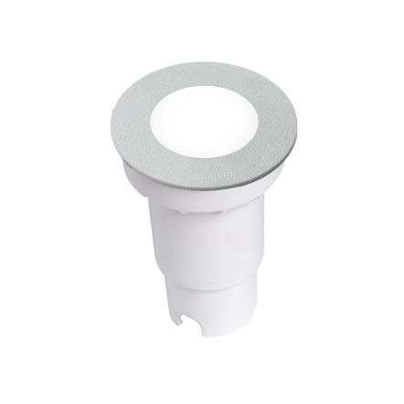 CECI 90mm Grey LED Walkover Light