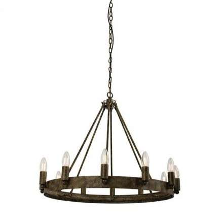 Chevalier 12 Light Pendant 60W