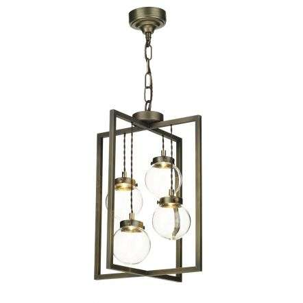 Chiswick 4 Light LED Pendant