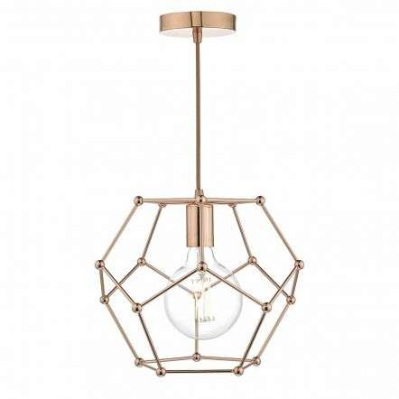 Coen 1lt Pendant Copper