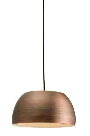 Connery Metal Ceiling Pendant Matt Bronze Finish
