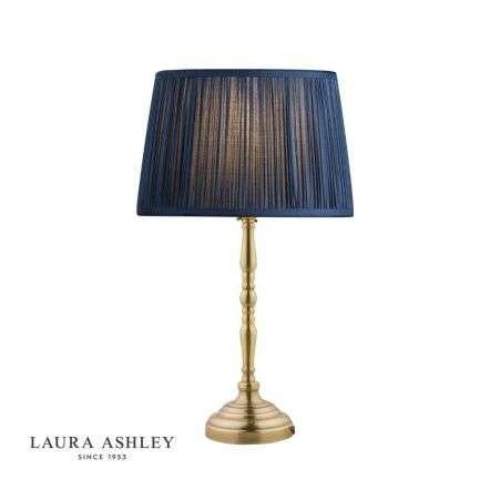 Corey Antique Brass Candlestick Table Lamp Base