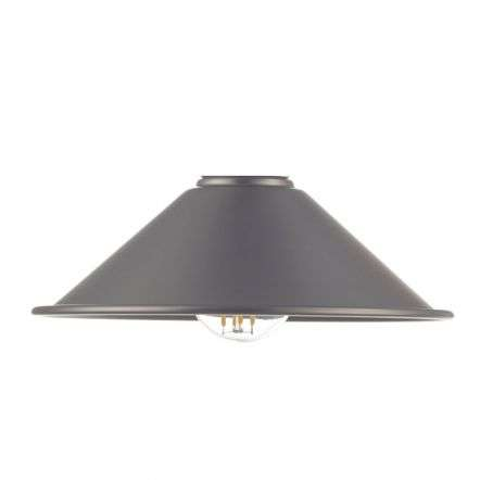 Dar Lighting Accessory ACC862 Metal Antique Pewter Shade Only