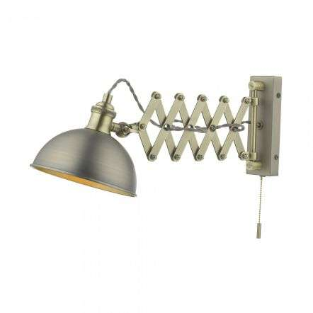 Dar Ligthing GOV0761E Governor Extendable Single Spotlight