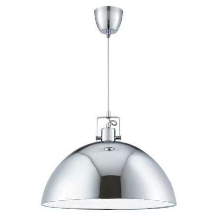 Domas Chrome Pendant Light