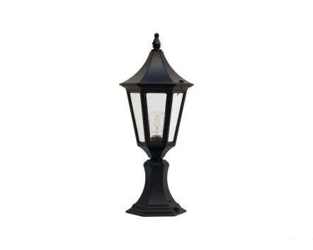 Duran Medium 6-Sided Post Top Lantern | Online Lighting Shop