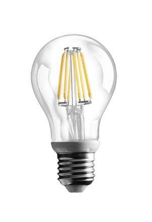 E27 Outdoor Filament LED Lamp 8W 2700K