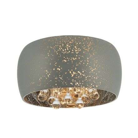 Eclipse 3lt Flush Ceiling Light