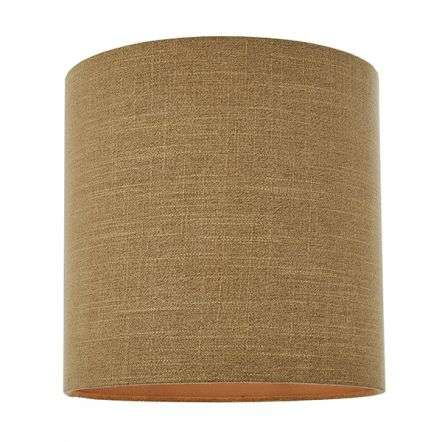 Emma Putty Heavy Weave Shade 300mm