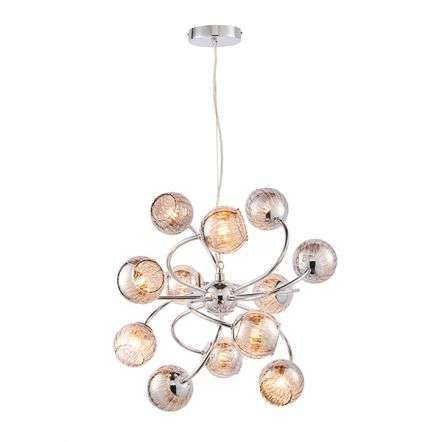 Endon Lighting 76315 Aerith 12 light Pendant 28W