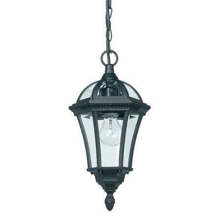 Endon Lighting YG-3503 Drayton 1 Light Hanging Pendant IP44 60W