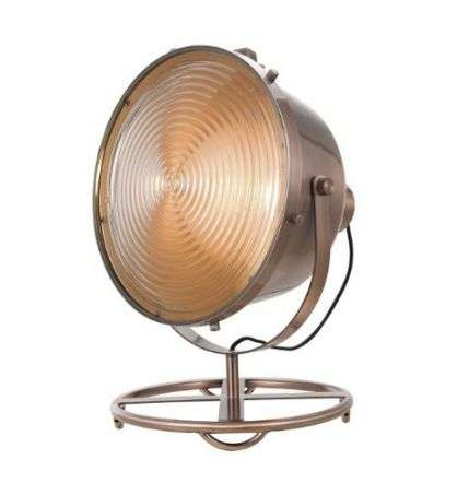 Erik Floor Lamp Antique Copper
