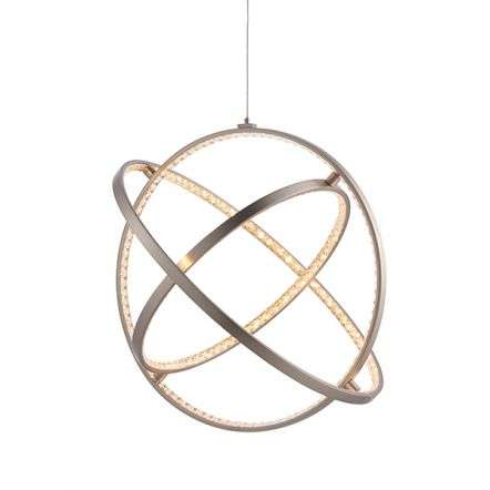 Eternity LED 3lt Pendant Warm White