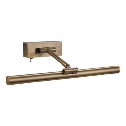 Firstlight Modern Bronze Picture Light With Switch