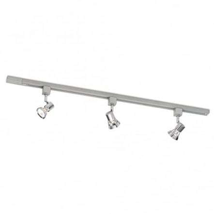 Firstlight Modern Brushed Steel Picture Light Fitting