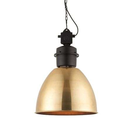 Ford Pendant in Antique Brass