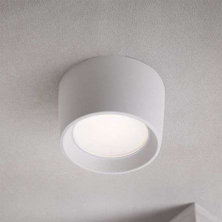 Fumagalli LIVIA160WH Livia 160 White LED 7W 4000K Ceiling Down Light