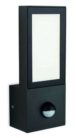 Gamay Outdoor Wall Light with PIR Sensor