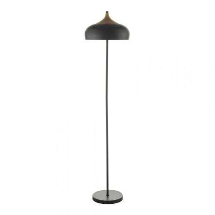 Gaucho 2 Light Floor Lamp Black
