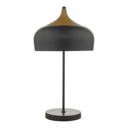 Gaucho 2 Light Table Lamp Black