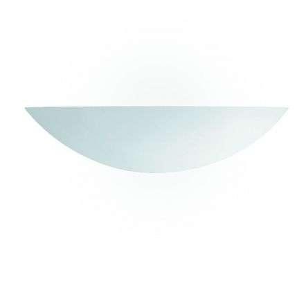 Gypsum Ceramic Wall Light - Dia 40Cm Uplighter