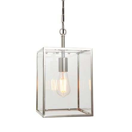 Hadden Pendant Light in Nickel Finish