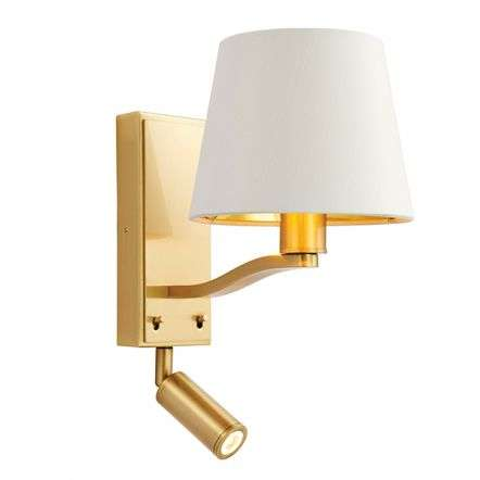 Harvey Wall Light and Reading Light