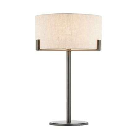 Hayfield Table Lamp in Brushed Bronze