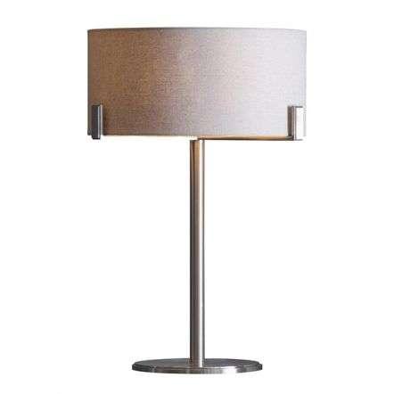 Hayfield Table Light in Satin Nickel