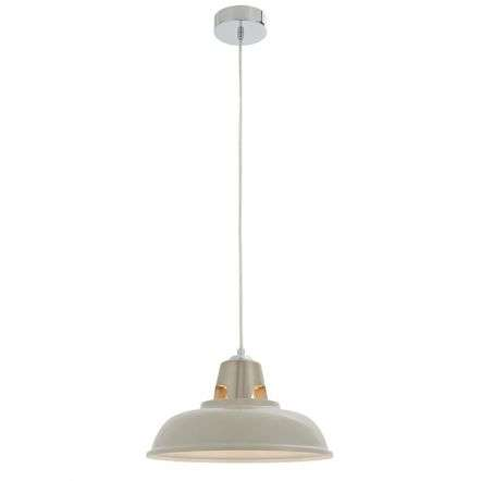 Henley Non Electric in Gloss Taupe Finish