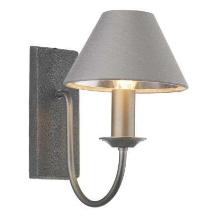 Herriot Wall Light Antique Pewter