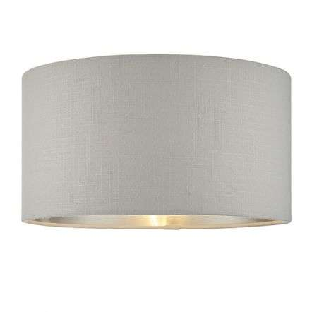 Highclere Silver 300mm Shade with Silver Inner