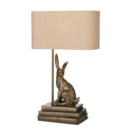 Hopper Rabbit Table Lamp