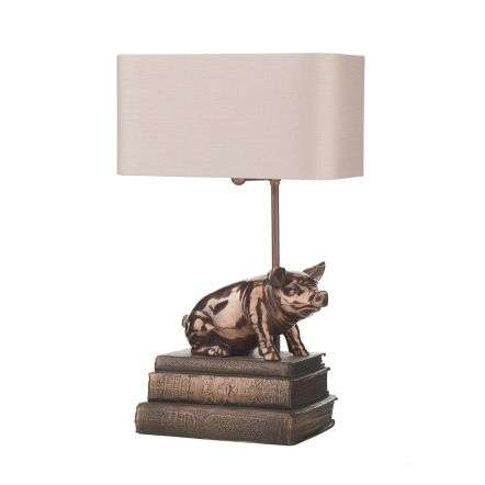 Horace Pig Table Lamp