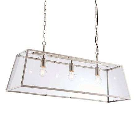 Hurst 3 Light Pendant