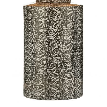 Igor Table Lamp Grey Stingray Base Only